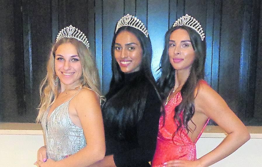Sayana gewinnt Miss-Wahl:: Im Jahr 2021 für Sri Lanka?